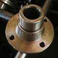 Stainless steel die forging flange parts