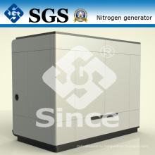 Контейнер Тип системы очистки высокопроизводительное встраиваемое промышленное азота PSA