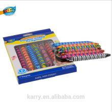горячий-продажа модный экономичный волшебный карандаш набор для малыша/двойной законченный двойной цвет карандаш