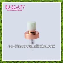 0.10cc aluminum perfume pump sprayer