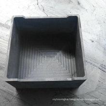 Graphite Pot / Boat/ Tube / Rod for Lithium Battery Cathode Material