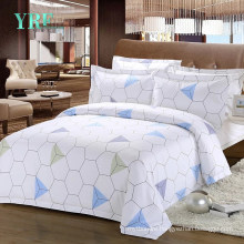 High Quality High Quality White Bed Sheet Set Soft for King Bed