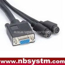 VGA (HD15) zum S-Video-Kabel