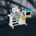 Industrial automatic sewing machines footwear
