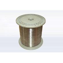 Fio de cobre banhado a níquel 0,10mm