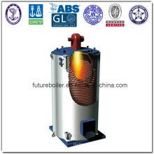 Horno de aceite térmico montado en vehículo