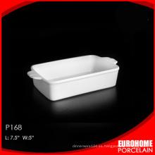 comprar a granel de plato para horno de porcelana fina de china
