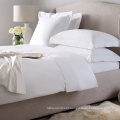 lençol de cama de algodão percal de alta qualidade