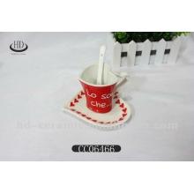 Keramik-Kaffeetasse klein