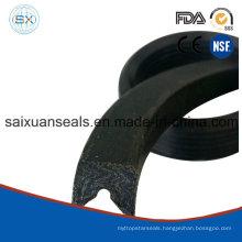 Fiber Vee Packing Washing Machine Rubber Seal