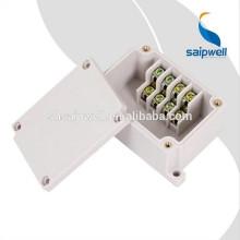 АБС-пластик электронная распределительная коробка с клеммной колодкой