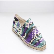 2015 direto da fábrica Canvas mulheres moda sapatos casuais importados mulheres sapatos casuais