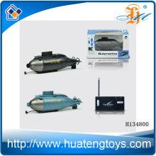 2014 Neueste 6ch Mini-Fernbedienung U-Boot, rc U-Boot Spielzeug H134800