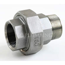 Ss Pipe Fittings-Conical Union M/F