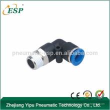 zhejiang esp plástico pl-c mini codo macho apropiado