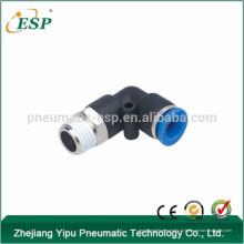 zhejiang esp en plastique pl-c mini raccord coudé mâle