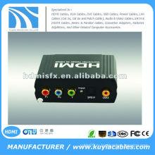 Конвертер YPbPr SPDIF TO HDMI (один входной сигнал YUV + YPbPr + YCbCr и SPDIF (оптический коаксиальный) преобразуется в один HDMI)