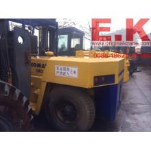 Carretilla Diesel Komatsu Forklift 15ton de segunda mano (FD150-17)