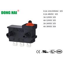 Dustproof  Mini Micro Selector Switch