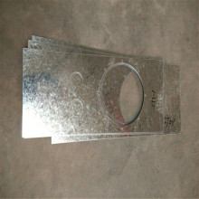 Galvanized Steel Laser Cutting Parts