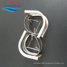Metal conjugate ring for tower packing&desorbing system