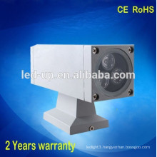 LED indoor outdoor wall light 3*1W*2 for home hotel bar 2 Years warranty