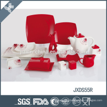 nice color best design christmas porcelain and tableware