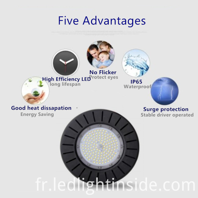 led high bay light advantages