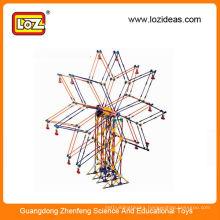 LOZ star ferris wheel building blocks toys