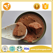 Cat Food Factory Beef Flavor Cat Can Snacks Canned Cat Food
