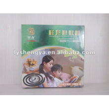 mosquito coil chemical