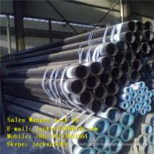 Tuyau en acier sans couture std OD114.3MM-323.8MM / sans couture en acier au carbone tuyau / ASTM A315-B SCH40 / LIAOCHENG TIANRUI TUBE EN ACIER