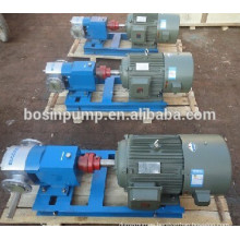 Stainless steel electric horizontal or vertical acid resistant sanitary milk pumps with self priming made in China manufacturer