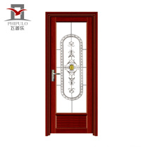 2018 china alibaba new glass design aluminum alloy door with cheapest price