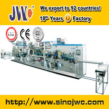 New breast pad machine line with CE certificate JWC-RD