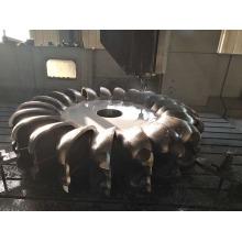 Corredor de impacto de cubierta de carcasa de piezas de fundición de acero
