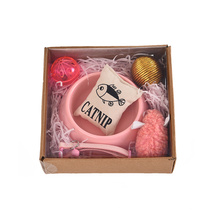 Latest design superior quality toy pet gift vet play set,pet food toy