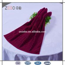 100% Cotton 21s Jacquard Floor Towels Cheap Wholesale Hotel Bath Mat