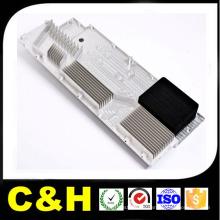 CNC que trabaja aluminio Al7075 / Al6061 / Al2024 / Al5051 piezas CNC