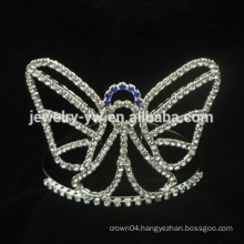 2015 new style cheap high quality bridal butterfly crown