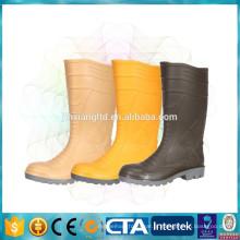 JX-989 CE Standard aço Toecap & Sole botas de segurança
