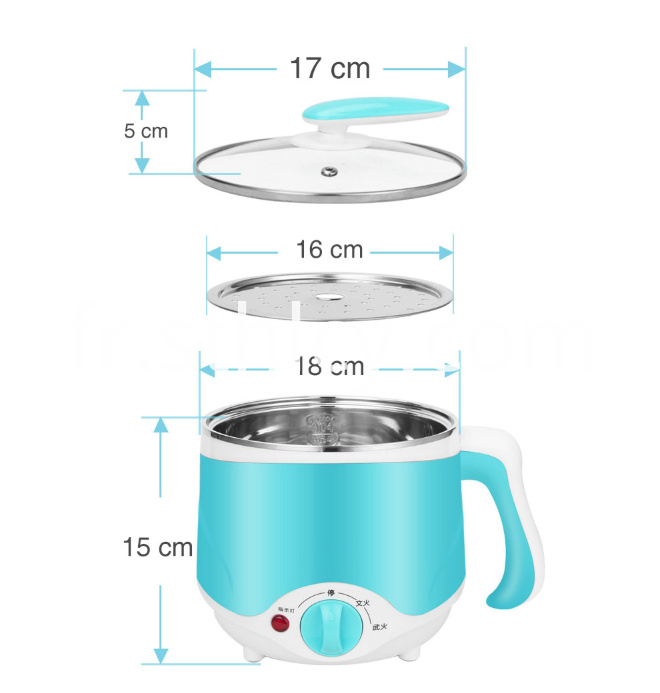 Electric Pot Warmer