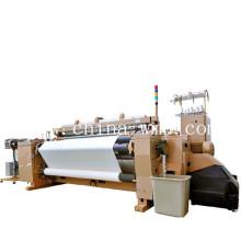 Der Luftstrahlwebstuhl kann Jeansstoff in Textilwebstühlen weben