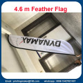 10 'Feather Flags com Ground Spike