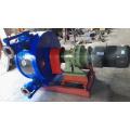 Pompes péristaltiques à tuyau industriel série HRB pour béton