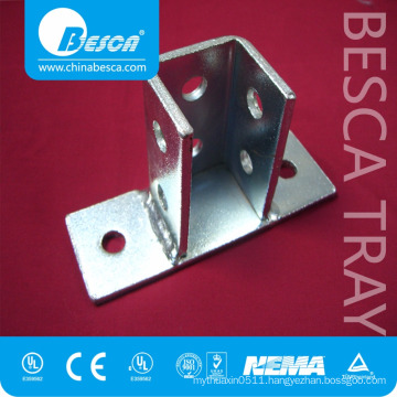 High Strength P2346 Strut U Fitting Cross For Channel Connect