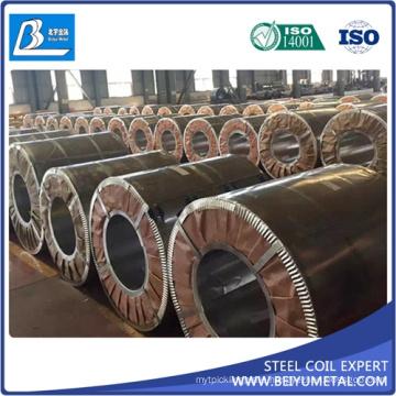 Gi SGCC Hot Dipped Galvanized Steel Coil DC51D+Z