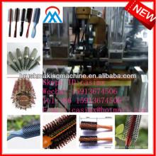 hair brush drilling and tufting machine/brush making machine/brush tufting machine