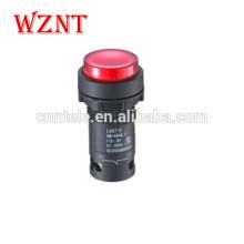 LA37-E1H3 XB7 Convex Self-locking button switch with light