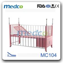 Deluxe cama de hospital para crianças de princesa MC104